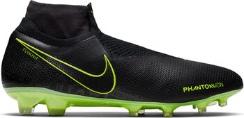 Nike PhantomVSN Elite Dynamic Fit FG felnőtt stoplis focicipő Férfiak fekete