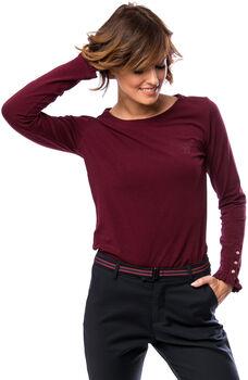 Heavy Tools Calena női hosszú ujjú póló Nők piros
