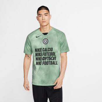 Nike F.C. Away férfi focimez Férfiak zöld