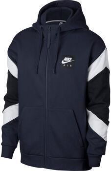 NIKE M Nsw Nike Air Hoodie Férfiak kék