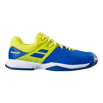 Babolat Pulsion Clay Jr gyerek teniszcipő kék