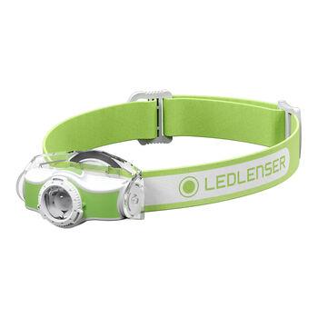 LedLenser MH5 fejlámpa zöld