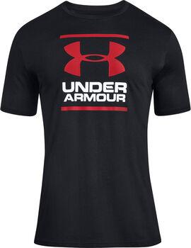 Under Armour GL Foundation férfi póló Férfiak fekete