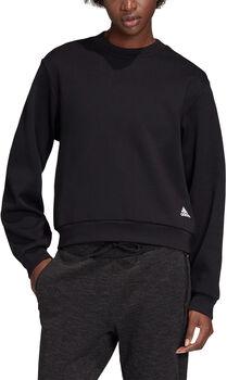 adidas Pleated női pulóver Nők fekete