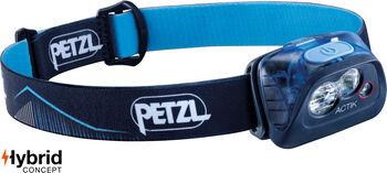 Petzl Actik fejlámpa (350 Lumen) kék
