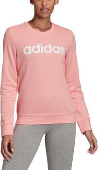adidas Essentials Linear női pulóver Nők piros
