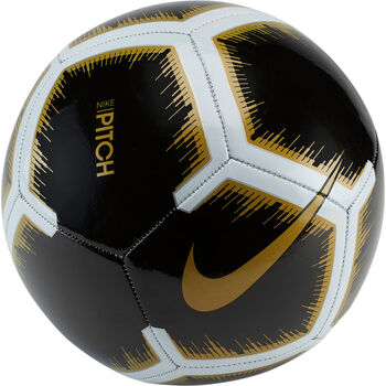 Nike Pitch Soccer Ball fekete