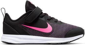 Nike Downshifter 9 (PS) gyerek futócipő fekete