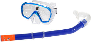 TECNOPRO Mercury Jr gyerek búvármaszk szett kék
