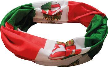 NOBRAND Magyarország szurkolói multifunkciós kendő piros