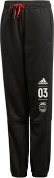 adidas YB SID gyerek hosszúnadrág fekete