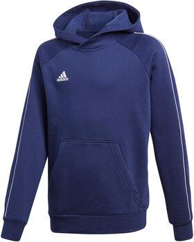 adidas CORE18 HOODY Y kék