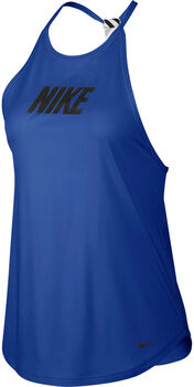 Nike Graphic Training Tank női top Nők kék