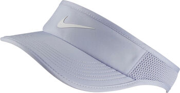 NikeCourt Aerobill Tennis Visor Nők lila