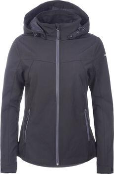 Icepeak Boise női softshell kabát Nők fekete