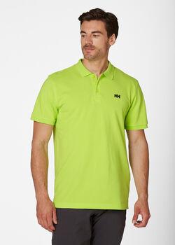 Helly Hansen Transat férfi galléros póló Férfiak zöld