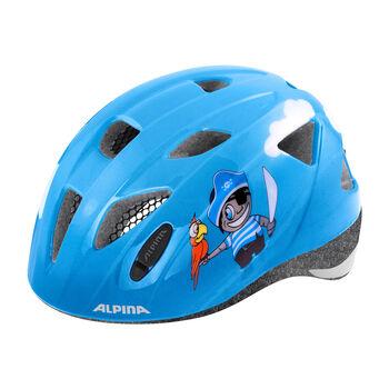 ALPINA Ximo Inmold gyerek kerékpáros sisak kék