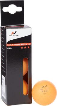 PRO TOUCH Pro Ball 3 Stern pingponglabda narancssárga
