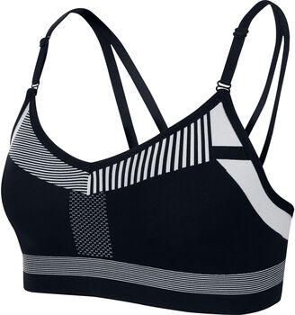 Nike Flyknit Indy Bra sportmelltartó Nők fekete