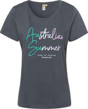 Roadsign Australian Summer női póló Nők szürke
