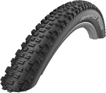 Schwalbe  Rapid Robabroncs fekete