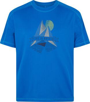 McKINLEY Fiú-T-shirt Cora kék