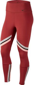 W Nike One Icon Clsh női fitness nadrág Nők piros