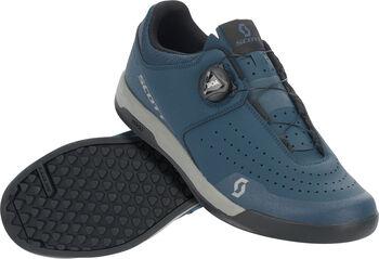 SCOTT VOLT Kerékpáros cipő kék