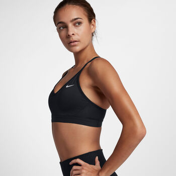 Nike Indy Light-Support Sports Bra sportmelltartó Nők fekete