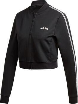 ADIDAS W C90 Tracktop női hosszúujjú felső Nők fekete