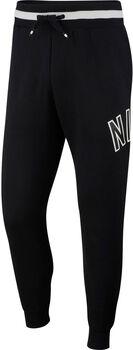 Nike Air Fleece Pants férfi szabadidőnadrág Férfiak fekete
