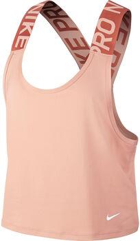 Nike Pro Tank Nők rózsaszín