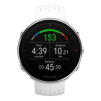 Polar Vantage M pulzusmérő óra fehér