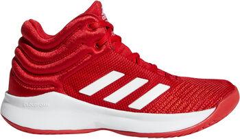 ADIDAS Pro Spark 2018 K gyerek kosárlabda cipő piros