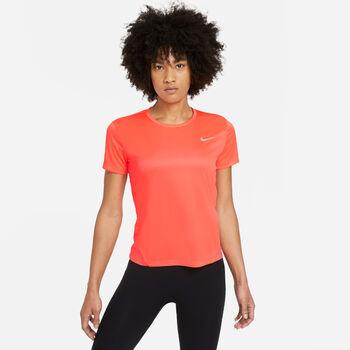 Nike Miler SS Running Top női futópóló Nők narancssárga