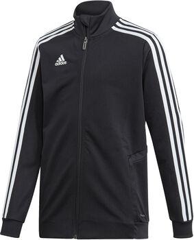 adidas TIRO19 TR JKTY fekete
