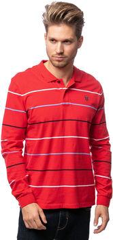 Heavy Tools Crave férfi hosszú ujjú póló Férfiak piros