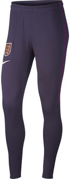 Nike Dri-FIT England Squad Soccer Pants lila