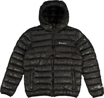 Champion Hooded férfi kabát Férfiak fekete