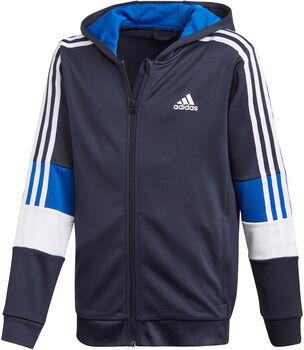 adidas B A.R. 3S FZ HD gyerek szabadidőfelső Fiú kék