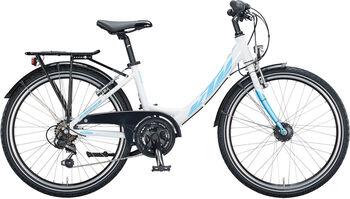 """KTM Wildcat 24"""" gyerek kerékpár Lány fehér"""
