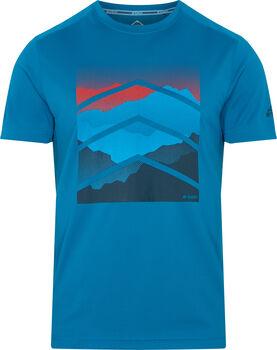 McKINLEY Ffi.-T-shirt Férfiak kék