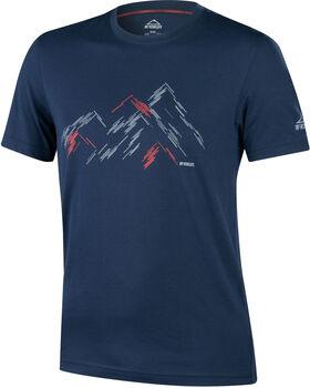 McKINLEY Active Malessa férfi outdoor póló Férfiak kék