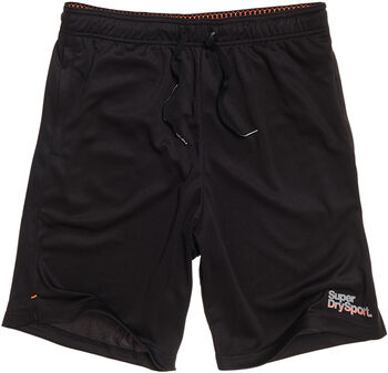 SuperDry Active Tricot Férfiak fekete