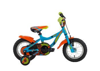 """GENESIS MX 12"""" gyerek kerékpár Fiú kék"""