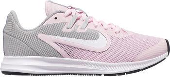 Nike Downshifter 9 (GS) gyerek futócipő rózsaszín