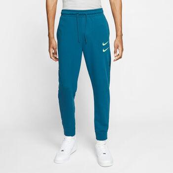 Nike Sportswear Swoosh férfi hosszúnadrág Férfiak kék