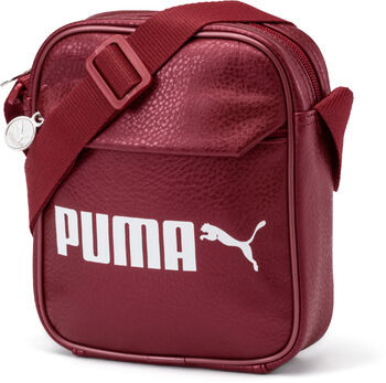Puma Campus Portable PU táska piros