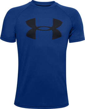 UNDER ARMOUR Fiú-T-shirt kék