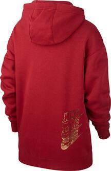 Sportswear Hoodie BB OS Shine női kapucnis felső